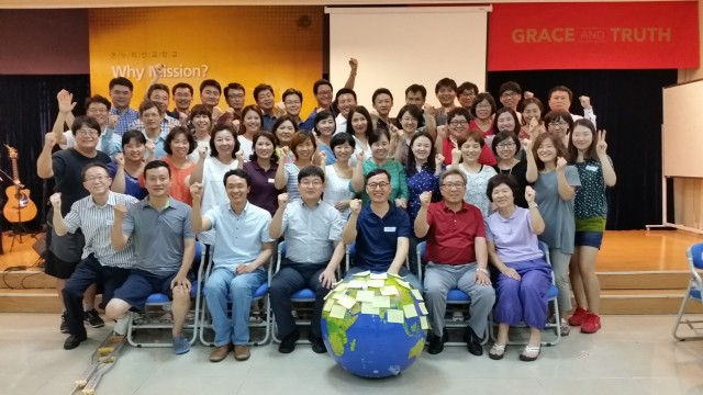 베트남 온누리교회 입니다.