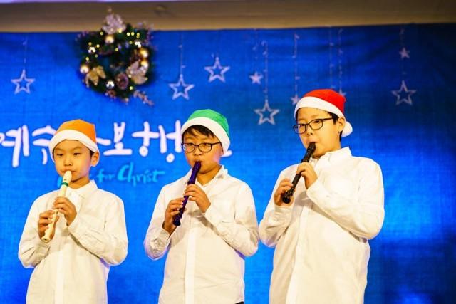 크리스마스 예배7