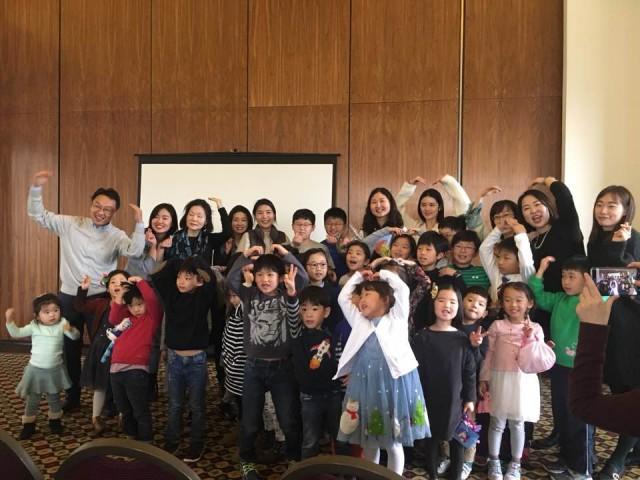 2017 한글학교 가을학기 종업식