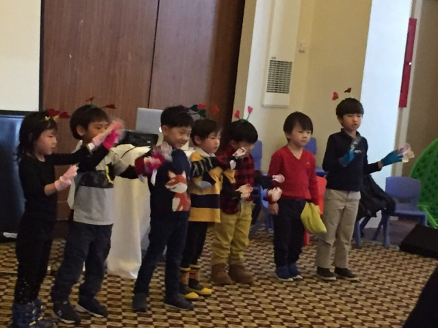 [Next Gen] 2018 가을학기 한글학교 종업식