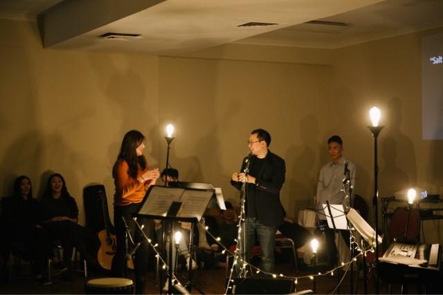 [M2] Campus Worship