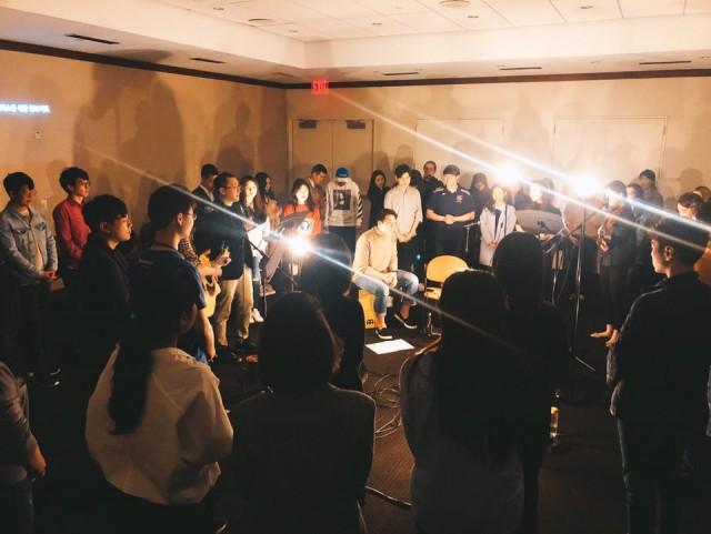 [M2] Campus worship @NYU