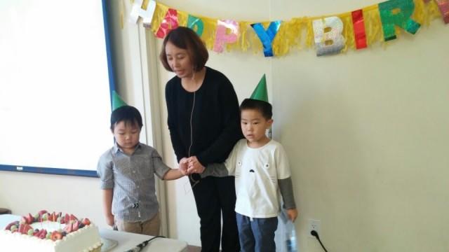 드림트리 11월 생일파티