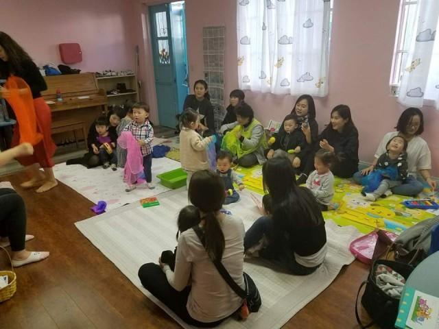Feb.11 영아부 부모와 함께 드리는 예배