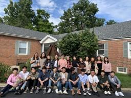 9월 대학부 단체사진