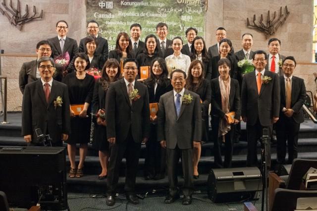 2015 뉴저지 온누리교회 임직식