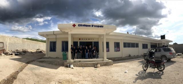 아이티 라고나브섬 의료선교 (2018년 여름)