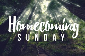 Homecoming-Sunday