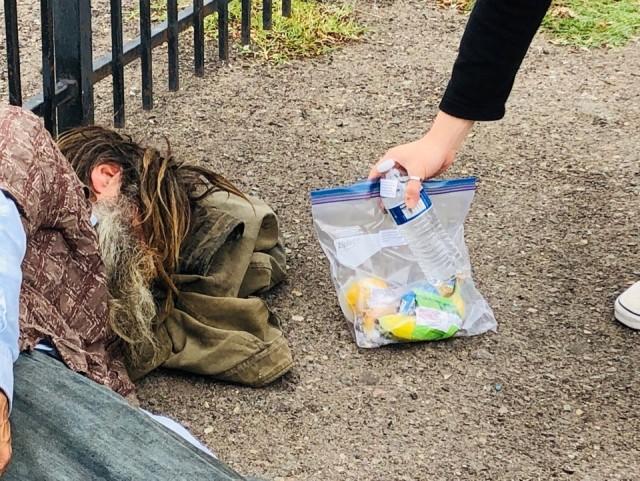 2019 homeless ministry