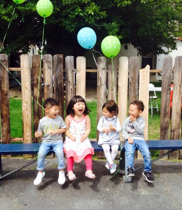6월의 아이들