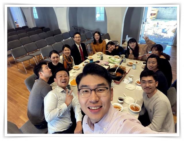 2019년 예배 staff