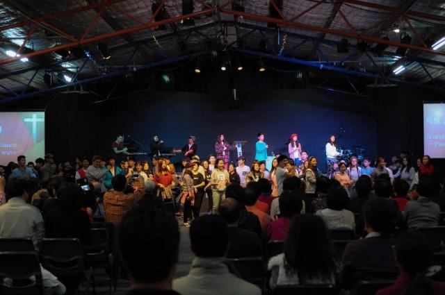 파워웨이브 (2014' 온누리 온가족 수련회)