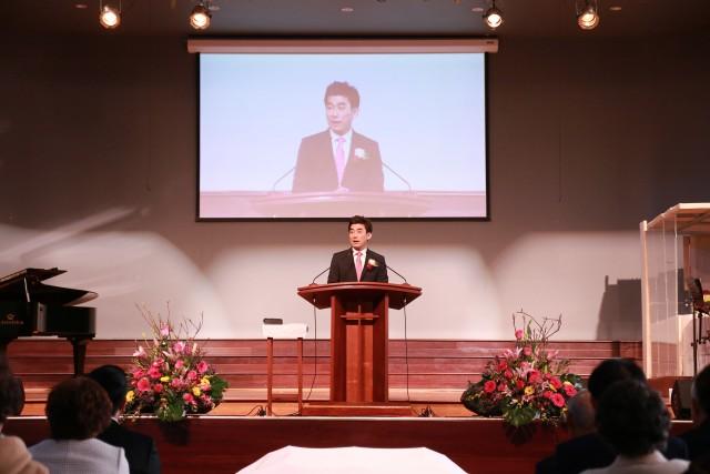 김철진 목사 이임예배