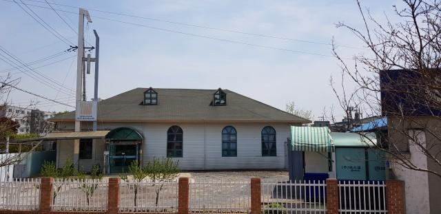 태안온누리교회 전경